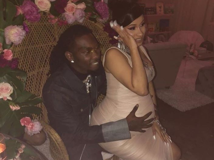 Cardi B Welcomes A Daughter With Rapper Offset: Hip Hop Week In Review: Cardi B & Offset Welcome Baby