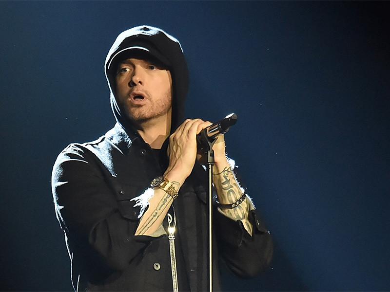 Hip Hop Album Sales: Eminem's