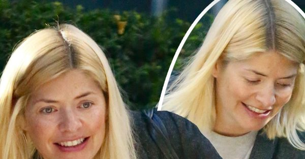Holly Willoughby Unveils New Shorter Coiffure As She Steps Out Make