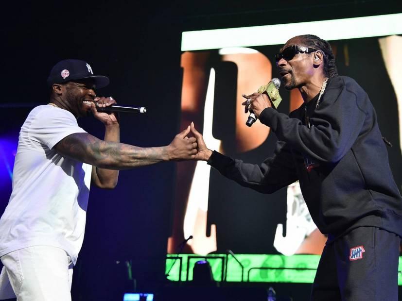Snoop Dogg Flips The Script On 50 Cent & Demands His Lambo