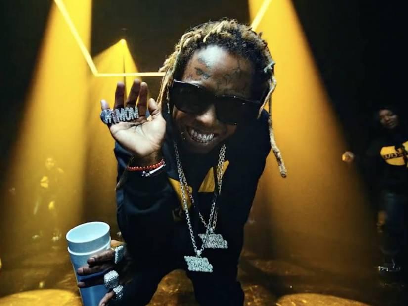 Lil Wayne His Slim Thick Army Drop Mama Mia Video Real Street Radio