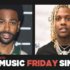 New Music Friday – New Singles From Big Sean & Travis Scott, Lil Durk, NBA Youngboy & Snoop, SZA & More