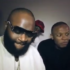 Dr. Dre & Rick Ross Argue Over Los Angeles Lakers & Miami Heat In 2020 NBA Finals
