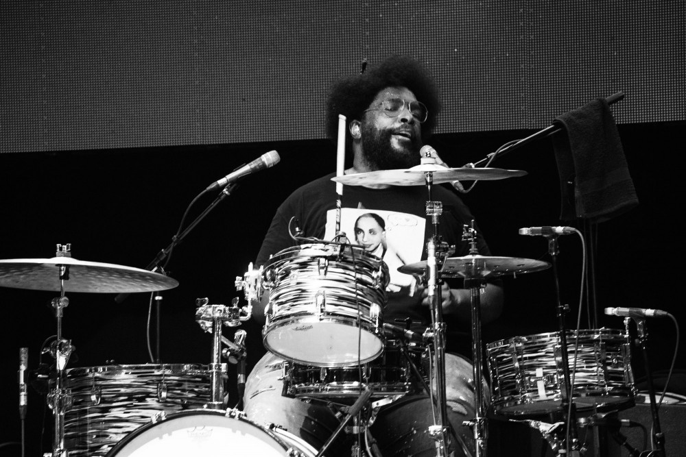 Questlove The Roots Performs at Summer Spirit 2018