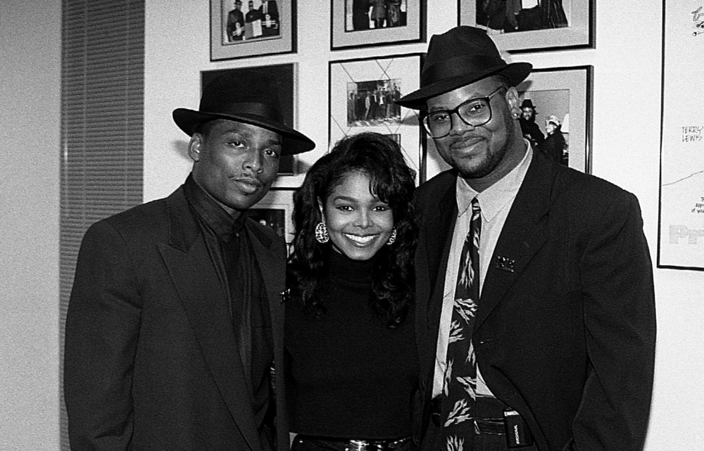 Janet Jackson's Control: Jimmy Jam and Terry Lewis on the Making