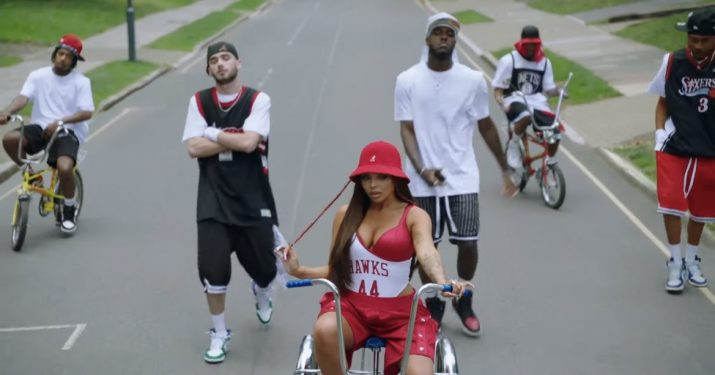 Jesy Nelson Boyz Video Ft. Nicki Minaj